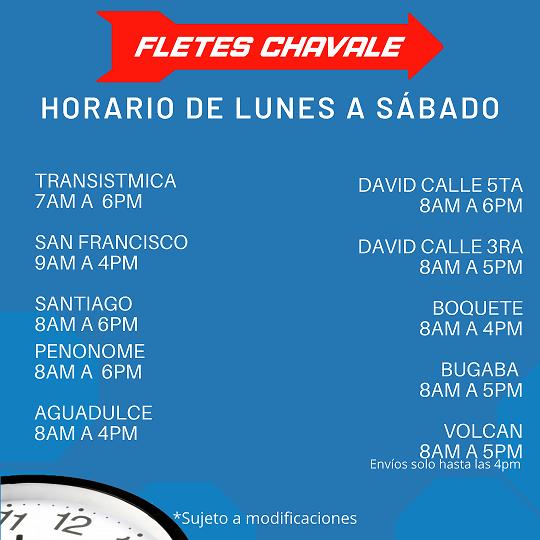 horarioflete20-1-21
