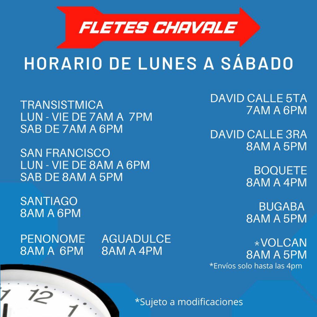 -Horario Actualizado -9-7-21